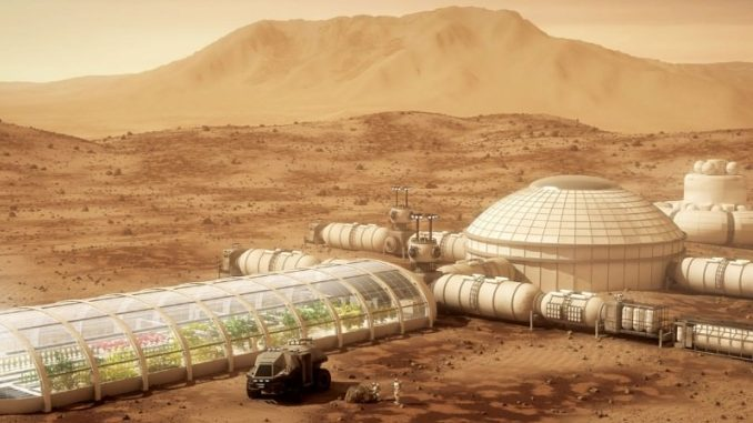 Life On Mars A Reality By 2023