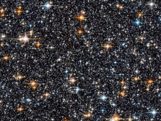Star Catalogue Mapping 35% Of Northern Sky