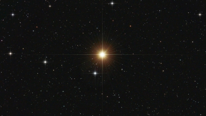 List of 10 Brightest Stars in The Night Sky