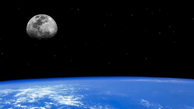 Top 10 Fascinating Facts About The Moon