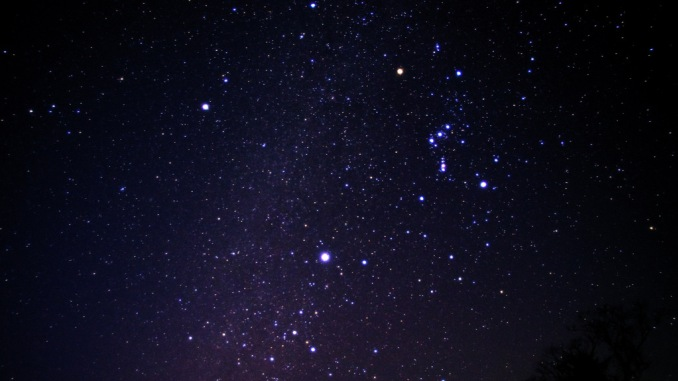 The Winter Triangle: A Heavenly Sight For Stargazers