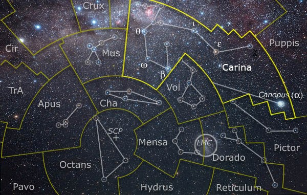 Dorado Constellation
