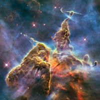 Mystic Mountain Nebula