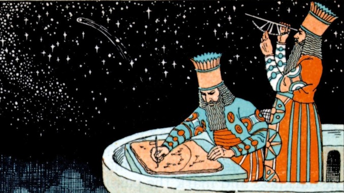 10 Top Astronomers from the Ancient World