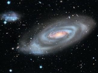 Deep-Sky Objects: Messier 90