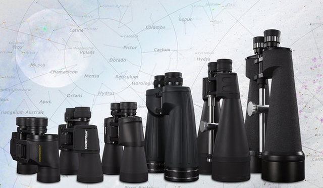 Advantages of Binoculars over Telescopes in Astronomy