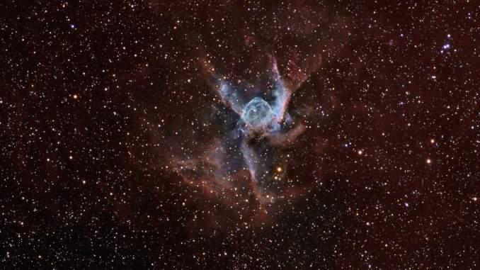 NGC 2359 (Thor's Helmet)