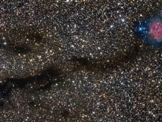 Cocoon Nebula