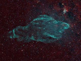 Manatee Nebula in Aquila