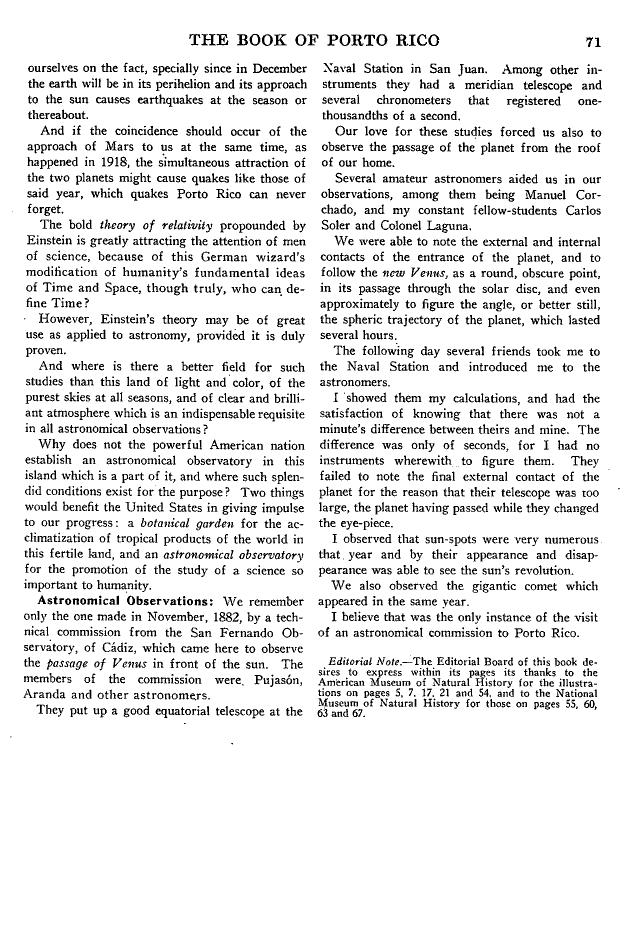 El cielo de Puerto Rico, p. 71