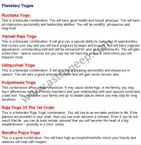 Yogas for Salman Khan