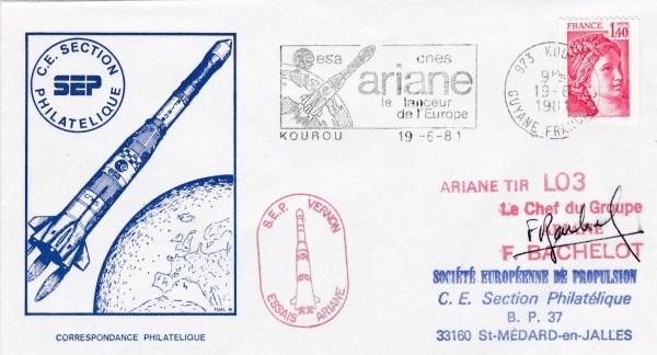 A003 1 - Vol L03 du 19 Juin 1981