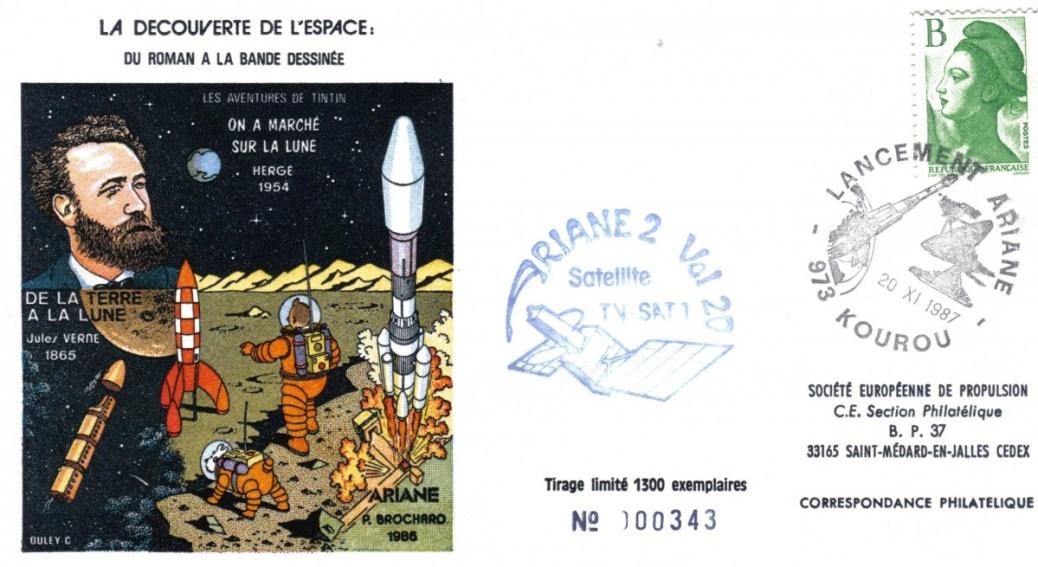 A020 - Vol 20 du 20 Novembre 1987