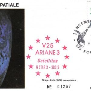 A025 - Vol 25 du 08 Septembre 1988