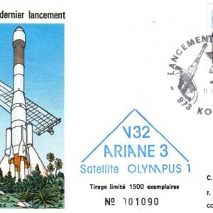 A032 - Vol 32 du 11 Juillet 1989