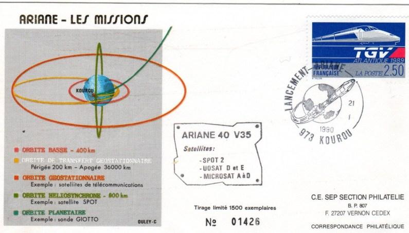 A035 - Vol 35 du 21 Janvier 1990