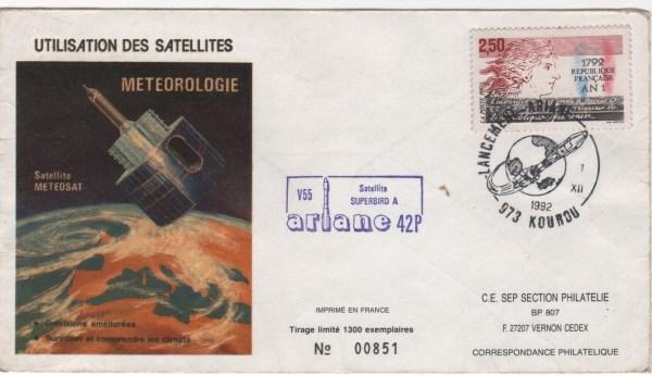A055 - Vol 55 du 01 Décembre 1992