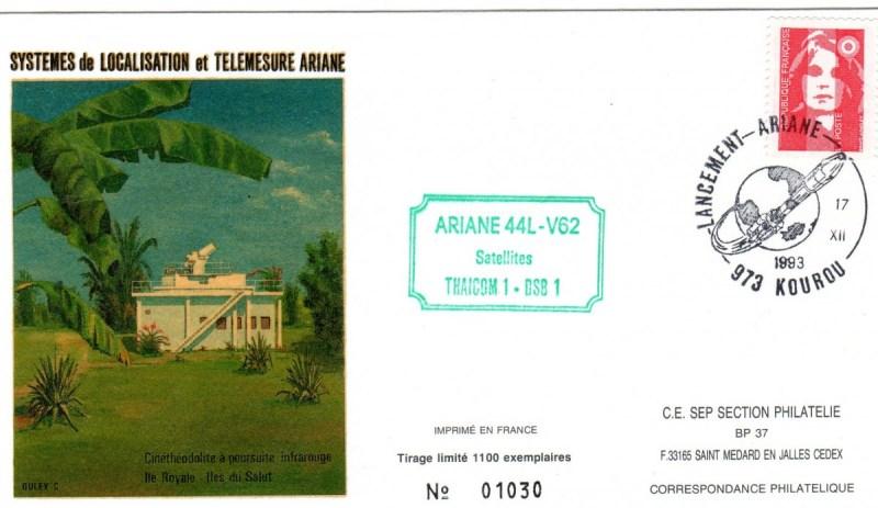 A062 - Vol 62 du 17 Décembre 1993