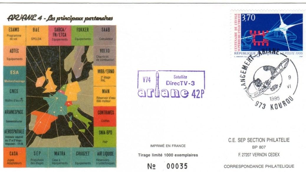 A074 - Vol 74 du 09 Juin 1995