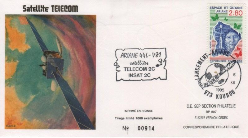A081 - Vol 81 du 06 Décembre 1995