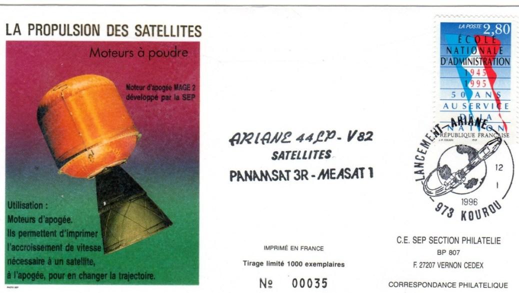 A082 - Vol 82 du 12 Janvier 1996