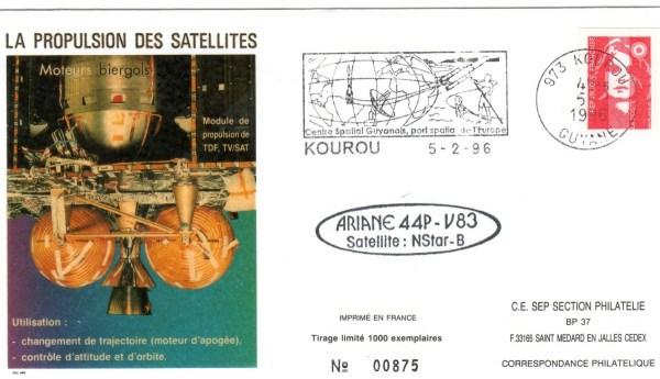 A083 - Vol 83 du 05 Février 1996