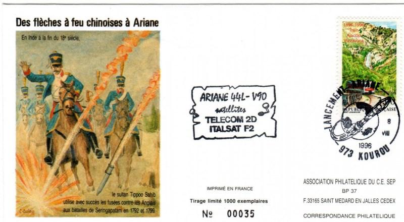 A090 - Vol 90 du 08 Aout 1996