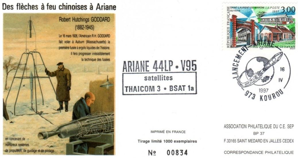 A095 - Vol 95 du 16 Avril 1997