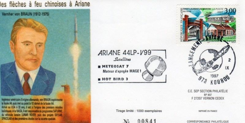 A099 - Vol 99 du 02 Septembre 1997
