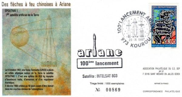 A100 - Vol 100 du 23 Septembre 1997