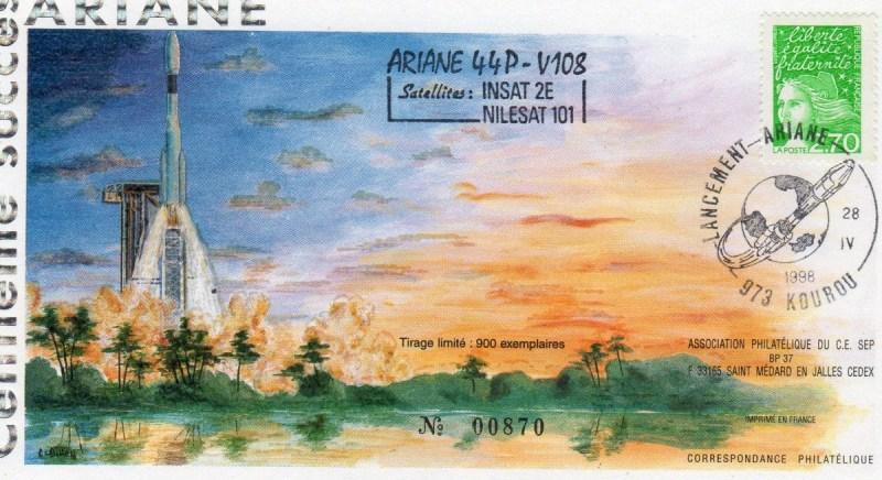 A108 - Vol 108 du 28 Avril 1998