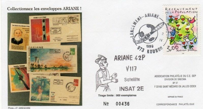A117 - Vol 117 du 02 Avril 1999