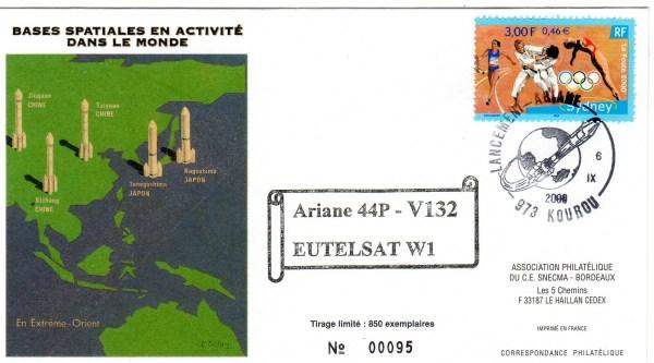A132 - Vol 132 du 06 Septembre 2000