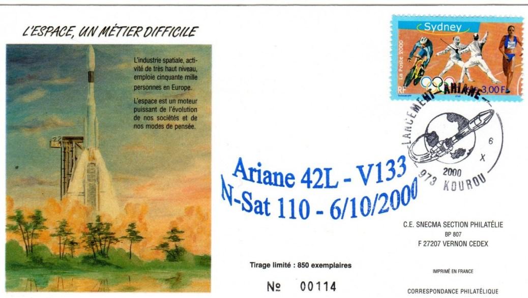 A133 - Vol 133 du 06 Octobre 2000