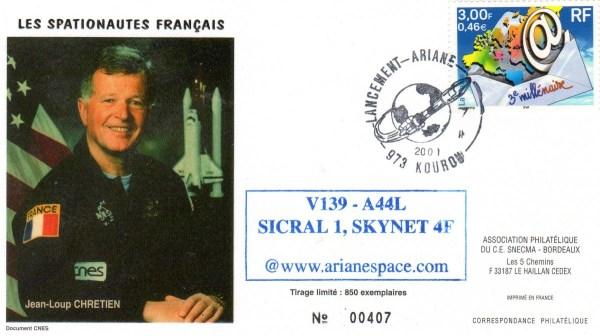 A139 - Vol 139 du 07 Février 2001