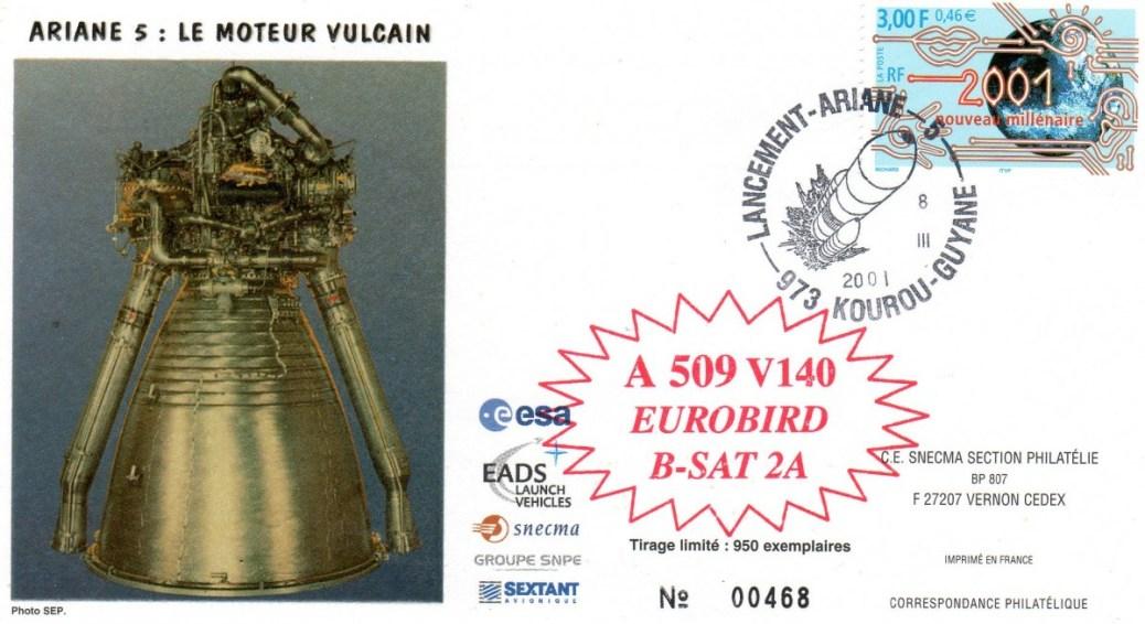 A140 - Vol 140 du 08 Mars 2001