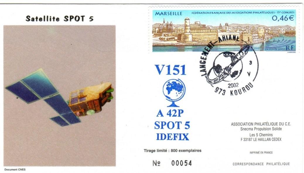 A151 - Vol 151 du 03 Mai 2002