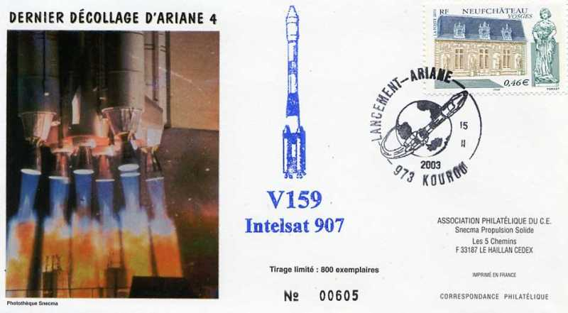 A159 - Vol 159 du 15 Février 2003