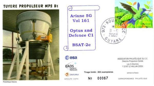 A161 - Vol 161 du 11 Juin 2003