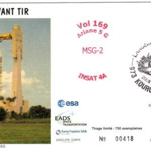 A169 - Vol 169 du 21 Décembre 2005