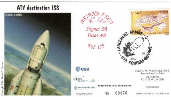 A175 - Vol 175 du 11 Mars 2007