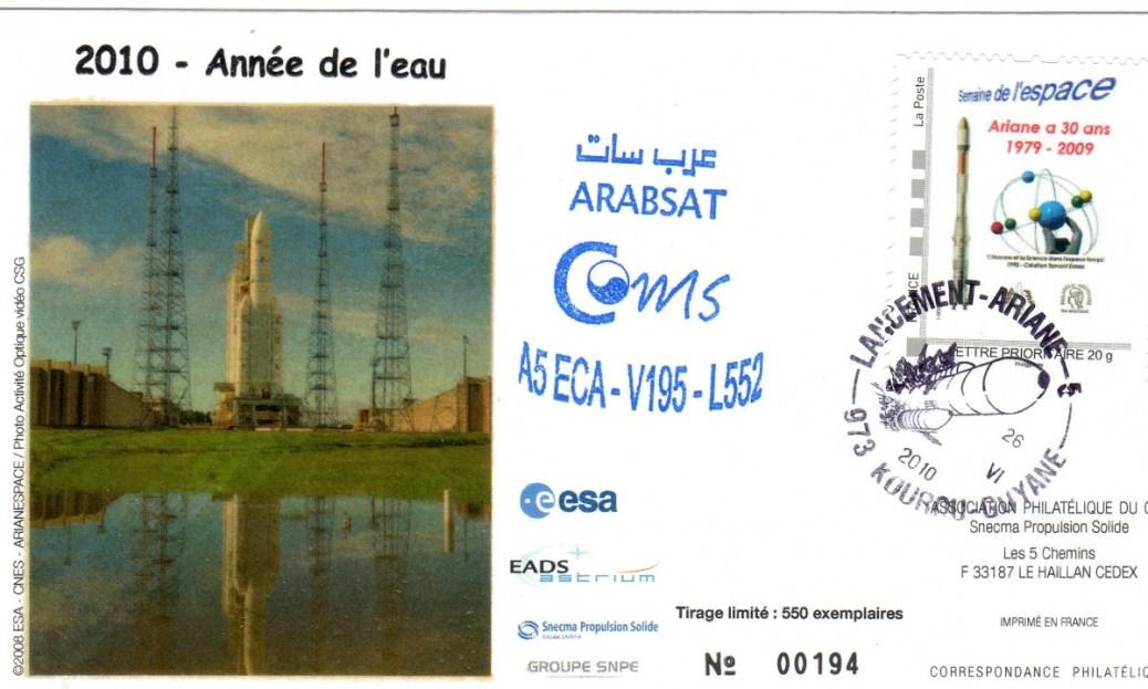 A195 - Vol 195 du 26 Juin 2010