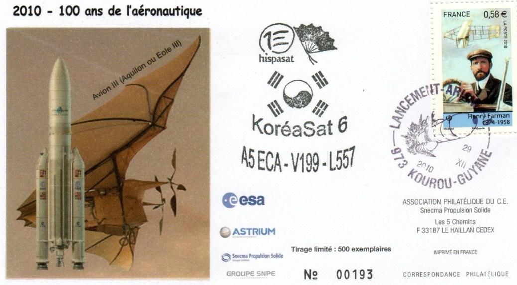 A199 - Vol 199 du 29 Décembre 2010