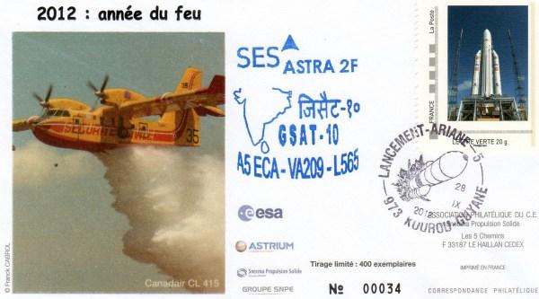 A209 - Vol 209 du 28 Septembre 2012