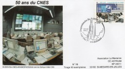 DC006 - Document - 12 Octobre 2011 Cinquantenaire du CNES