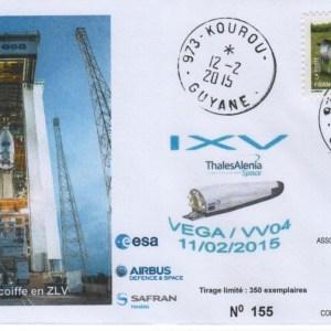 V004 - Vega - Vol VV04 du 11 Février 2015
