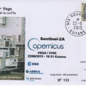 V005 - Vega - Vol VV05 du 22 Juin 2015