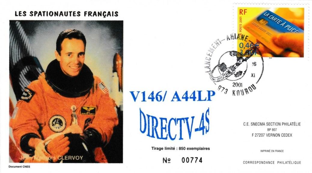 VA146 - Vol 146 du 26 Novembre 2001
