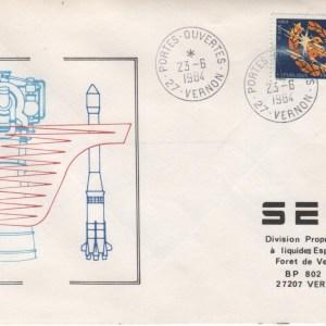 003 1 - Divers : Journée Porte Ouverte SEP Vernon 23 Juin 1984