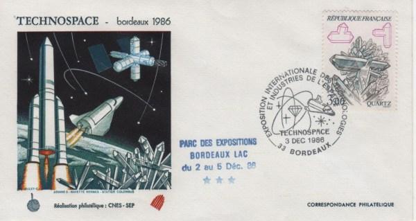 009 - Divers : Salon Technospace - 03 Décembre 1986